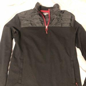 Eddie Bauer 1/4 Zip Sweater